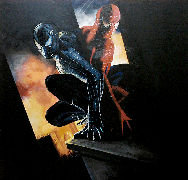 Spiderman 3 Poster